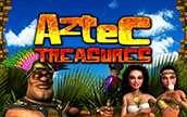 Игровой автомат Aztec Treasures 3D Сокровища Ацтеков