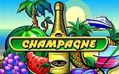 Игровой автомат Champagne Шампанское