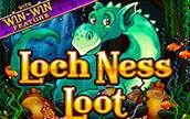 Игровой автомат Loch Ness Loot Лох-Несская Добыча
