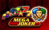 Игровой автомат Mega Joker Мега Джокер