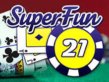 Super Fun 21 от Microgaming — играть онлайн